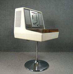 retro vintage modern hi-fi: 1975 Rosita Stereo Commander Luxus N2506