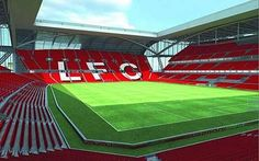 Liverpool - this is my dream to see the stadium