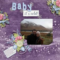 GingerScraps :: Bundled Goodies :: A Snowy Adventure {Bundled Collection} by Day Dreams 'n Designs My Photo Gallery, Creative Inspiration, Digital Scrapbooking, Dreams, Adventure, Day, Goodies, Design, Collection