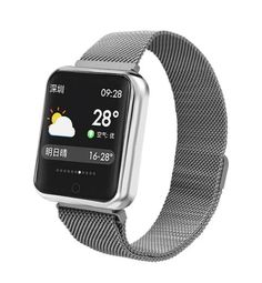 LA Watches 2019 ~ Products ~ Smart watch men women fitness bracelet watch waterproof for apple watch ios Android with heart rate monitor smart band +earphone ~ Shopify Smartwatch, Fitness Armband, Fitness Bracelet, Fitness Tracker, Apple Iphone 6, Smart Bracelet, Bracelet Watch, Blood Pressure Watch, Wallpaper Men