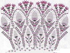 Captivating Crochet a Bodycon Dress Top Ideas. Dazzling Crochet a Bodycon Dress Top Ideas. Crochet Diagram, Crochet Chart, Crochet Motif, Crochet Lace, Crochet Stitches, Free Crochet, Vintage Crochet Dresses, Crochet Skirts, Crochet Collar
