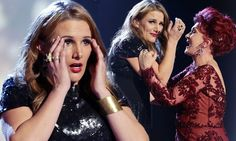 Sam Bailey 36 is crowned the WINNER of X Factor 2013 as she reduces the entire panel to tears with final performance | Mail Online ......  Life-changing: Sam has now won a million pound record deal and will be joining Beyonce on her Mrs Carter tour next year Black Sequin Dress, Black Sequins, Sequin Skirt, Mrs Carter Tour, Sam Bailey, Sharon Osbourne, One Republic, Nicole Scherzinger, Lorde