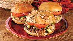 Arizona Chicken Burgers