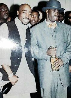 Tupac and Puff