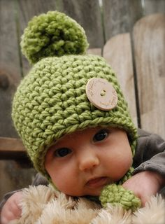 Ravelry: The Railynn Baby Hat pattern by Heidi May