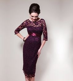 Get this stunning Tiffany Rose dress in our store now in a range of different colours. Great after pregnancy too!
