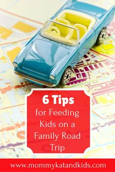 Eating healthy is hard, especially when you�re on a road trip. When you�re on the road, it�s easy to trade health for convenience, but I�m here to help! Here are my 6 tips to eating healthy on a family road trip. You�ll want to save this to your travel bo