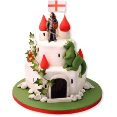 A little St George baking inspiration!