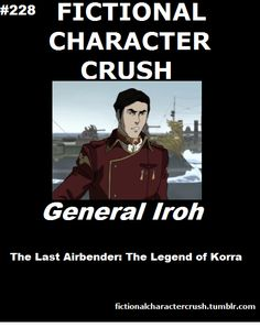 #228 - General Iroh from The Last Airbender: The Legend of Korra