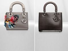 Lady Dior Hand Embroidered Bag Spring 2013