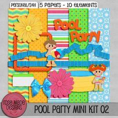 Pool Party Mini Kit 02
