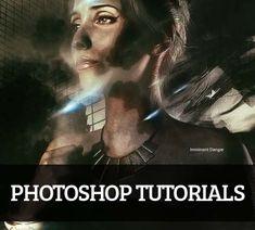 25 Best Photoshop Tutorials for graphic designers