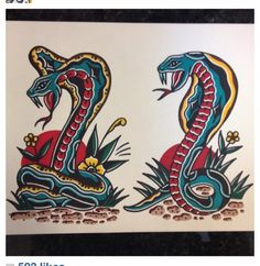 1000+ images about Ink - Snakes on Pinterest | Snake ...