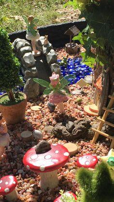 My Fairy Garden, Fairy Gardening, Fairies Garden