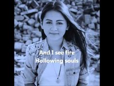 I see fire - Jasmine Thompson + Lyrics - YouTube