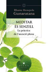 Meditar és senzill