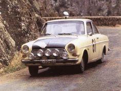 Tour de Corse 1965 - Ford Taunus 12M