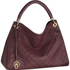 Louis Vuitton Outlet Monogram Empreinte Artsy MM M93451 Only $220.21 | Authentic Louis Vuitton, Louis Vuitton Outlet Online