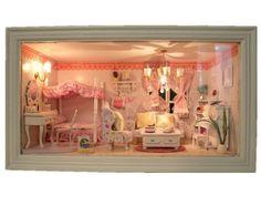 ドールハウス 手作りキットセット Pink Dream ピンクの夢 ドールハウス専門店 FREAK http://www.amazon.co.jp/dp/B00CABYXT6/ref=cm_sw_r_pi_dp_B2E.tb03KJ534