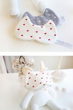 Little Cat Sleep Mask in White - Cats Love Sewing Hacks, Sewing Projects, Fundraising Crafts, Cat Sleeping, White Cats, Knitted Dolls, Sleep Mask, Baby Sewing, Cat Love