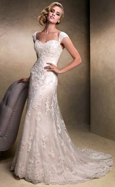THIS will be my wedding dress someday. I swear it!