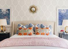 Bedroom makeover with Celebrity Designer @ladolcevitablog