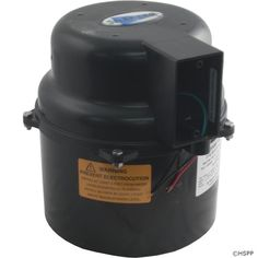 Blower, Air Supply Silencer, 2.0hp, 230v, 5.5A, Hardwire