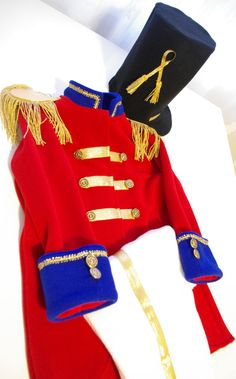 Complete Nutcracker or toy soldier costume by CatherineSoucy