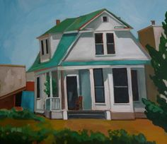Carmen Stanescu - Google+ Motel, Gazebo, Outdoor Structures, Paintings, Sign, Google, Kiosk, Painting, Draw