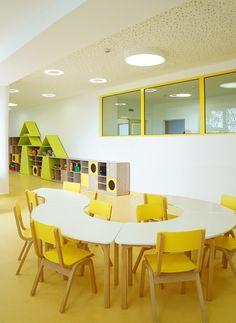 Gallery of FCA Srbija Kindergarten / IDEST Doo - 9