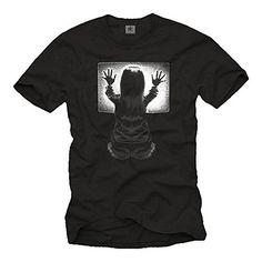Makaya Men's T-Shirt Poltergeist Horror Movie TV Black Size XL - http://www.scribd.com/doc/273955754/