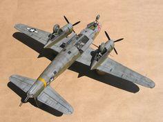 Monogram B-26 Marauder by by Tolga Ulgar: Image