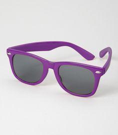 4819852e68 risky business sunglasses - purple