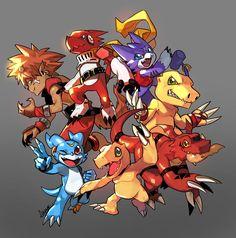 Digimon Fusion, Digimon Wallpaper, Digimon Frontier, Digimon Tamers, Digimon Digital Monsters, Pixel Animation, Cute Art Styles, Fantasy Monster, Digimon Adventure