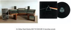Auctioneer to sell off Pink Floyd recording console Abbey Road, Pink Floyd, Screen Shot, Dark Side, Console, Auction, March, Moon, Cool Stuff