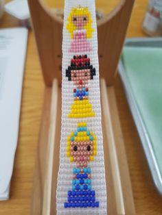 Loom Bracelet Patterns, Bead Loom Bracelets, Beaded Wrap Bracelets, Bracelet Crafts, Seed Bead Crafts, Seed Bead Projects, Seed Bead Jewelry, Bead Loom Designs, Beadwork Designs