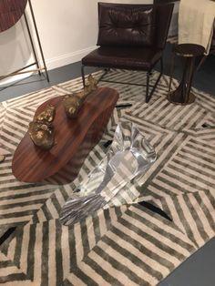 Eras Hipnose Sahara Brilho prata Tapete Carpete Santa Mônica Decoração Design de interiores Decoration Interior design Arquitetura Architecture Ambiente Carpet Home Casa Home decor