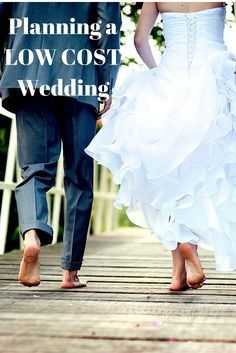 9 tips for planning a LOW cost #Wedding