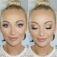 Melissa Sassine Bridal makeup