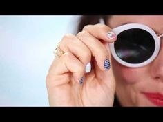 I love the look of these Jamberry Style boxes. Hopefully one day we will get them in Australia August 2015 StyleBox - Sail Away - YouTube