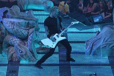 James Hetfield Photo Metallica 11x14 Inch Concert Photo by Marty Temme