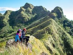 If you can't catch that rare seat sale to Batanes, here's one place you can check out to temporarily quench that adventure thirst. Visit Philippines, Batanes, Bucket Lists, Volcano, Budgeting, Beautiful Places, Hiking, Adventure, Mountains