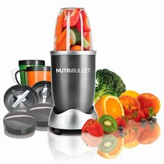 Top Ten Reasons to Buy a Nutribullet (Even If You Own an Expensive Juicer)