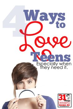 Do ever just wish they were little and you only needed to put back the 300 DVD's they just got out? Learning to love a teen who's making poor choices can be hard. Here's some help with my teenager who is out of control.