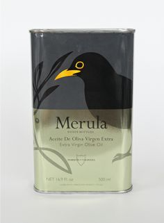 MERULA EXTRA VIRGIN OLIVE OIL - Not just a pretty face! This Spanish EVOO packs a lot of personality. Made exclusively from a combination of Hajiblanca, Arbeqina, Morisca and Picual olive cultivars, all grown on the Perales estate in the town of Merida in Southwest Spain. Delicate with a fruity aroma and buttery smooth flavour, Merula is a versatile oil that pairs well with mild cheeses, delicate seafood and salads. http://zarasdeli.com/shop/spanish-evoo-500ml/