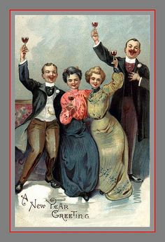 A Greeting 1908 | Flickr - Photo Sharing!