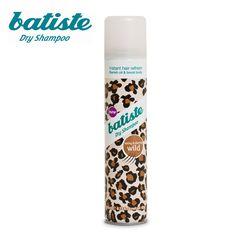 Dry Shampoo Wild by Batiste Voss Bottle, Water Bottle, Batiste Dry Shampoo, Fragrance, Beauty, Water Flask, Water Bottles, Beauty Illustration, Perfume