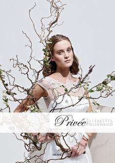 Collezione Privée 2015 - Elisabetta Polignano: i cui nomi richiamano alcune città italiane. #wedding #weddingdress #weddinggown #abitodasposa