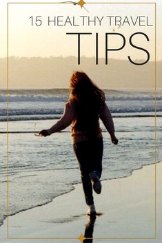 Healthy travel tips and tricks - what to pack with you, how to prevent sickness during travel, hacks and tricks to eat healthy ob budget.