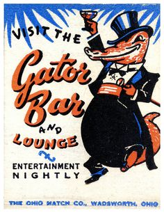 Beach vintage matchbook covers | lounge | Tumblr